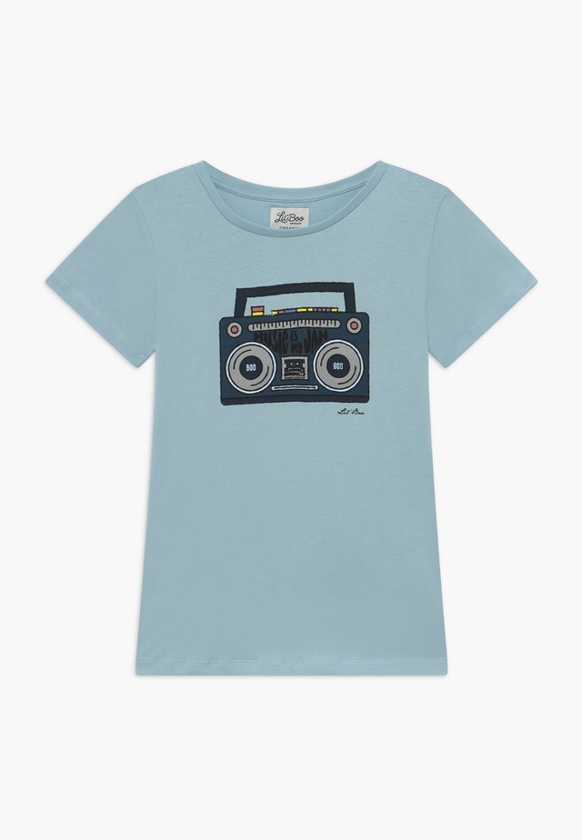 LIL BOO BOOMBOX - T-Shirt print - light green