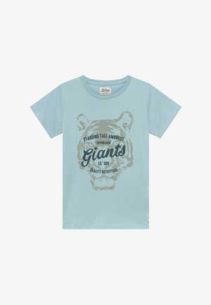 GIANT TIGER - T-shirt imprimé - green