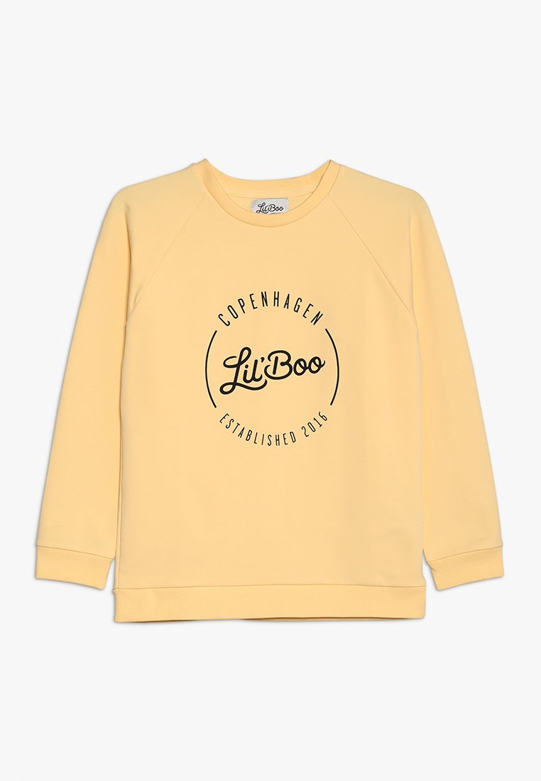 Lil'Boo - Sweatshirt - peach yellow