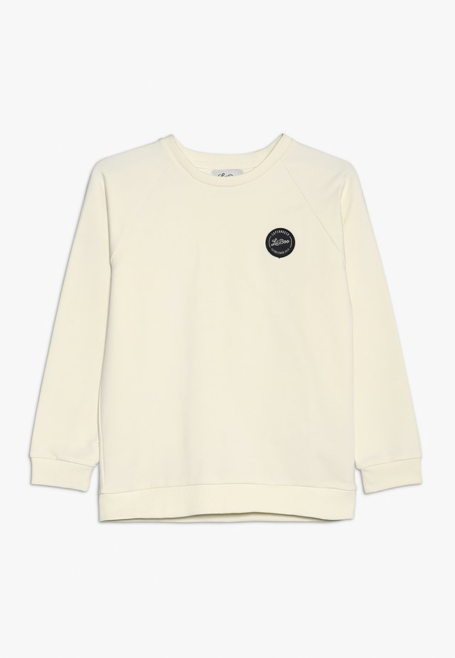CLASSIC  - Sweatshirt - cream