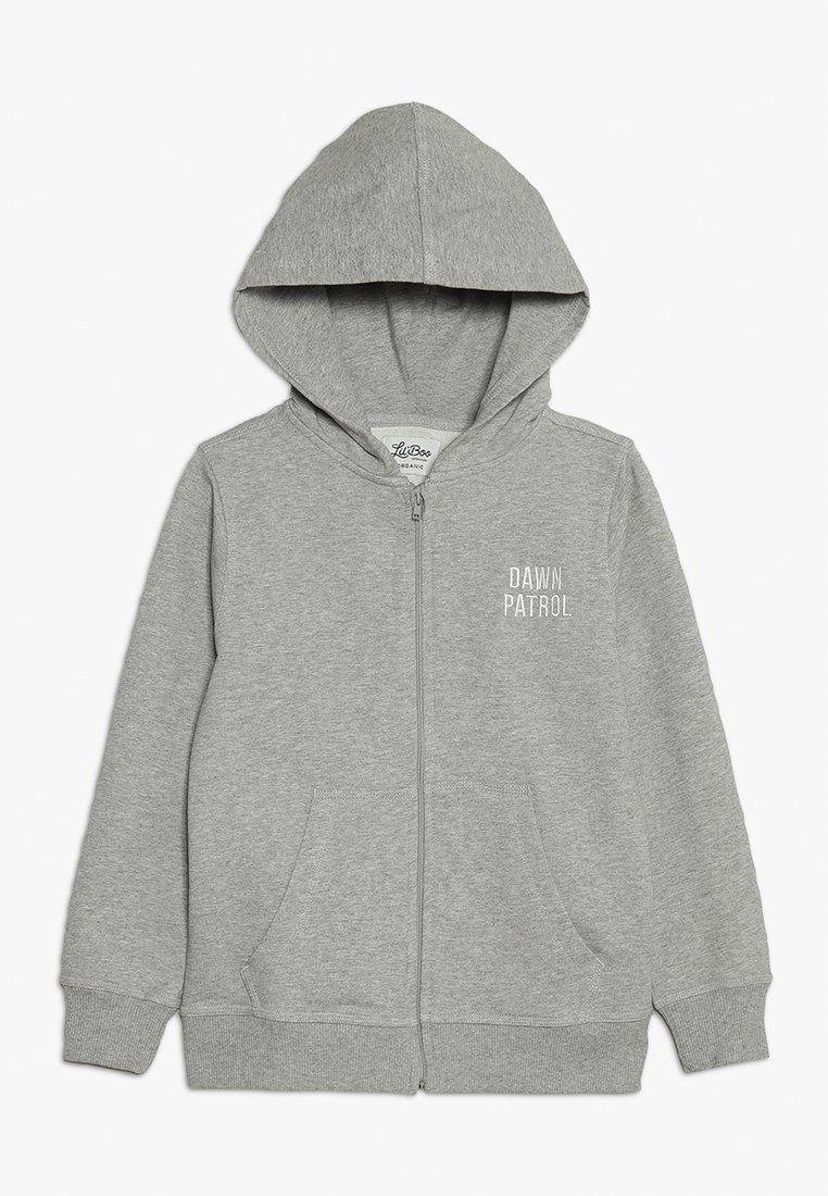 Lil'Boo - HOODIE - veste en sweat zippée - grey melange