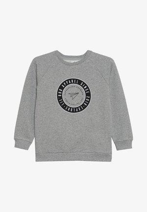 EXPLORE  - Sweatshirt - light grey melange