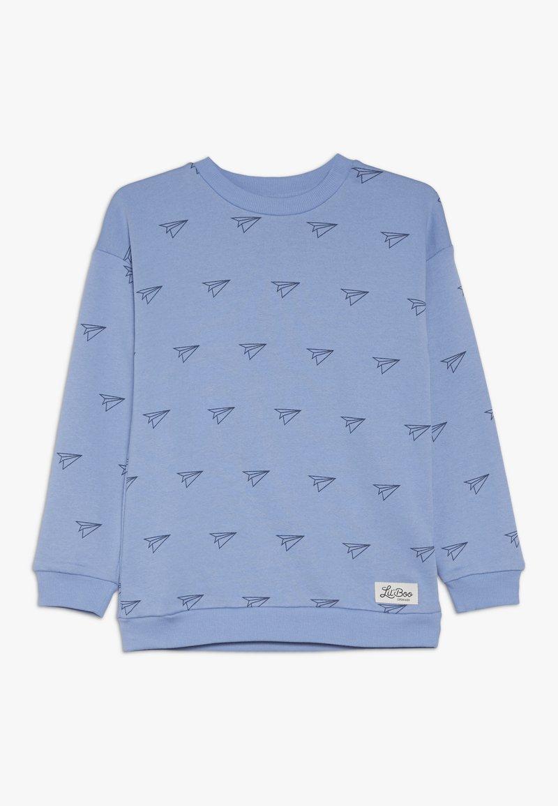 Lil'Boo - LIL FLEET - Sweatshirt - allure blue