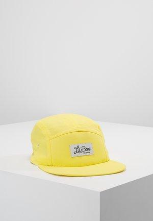 LIGHT WEIGHT - Cap - bright yellow