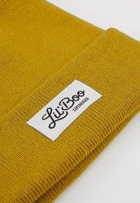Lil'Boo - CLASSIC BEANIE - Pipo - mustard yellow - 2