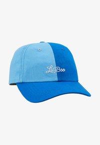 Lil'Boo - SPLIT DAD - Caps - blue/light blue - 1