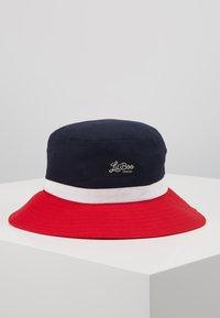 Lil'Boo - BUCKET HAT  - Klobouk - red/navy/white - 0