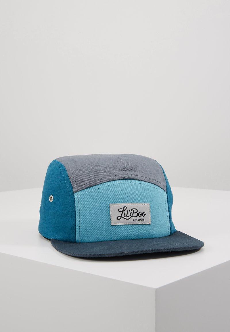 Lil'Boo - BLOCK - Caps - blue