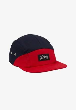 SPLIT  - Cap - red/navy