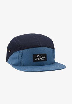 SPLIT BLUE 5 - Kšiltovka - blue/navy