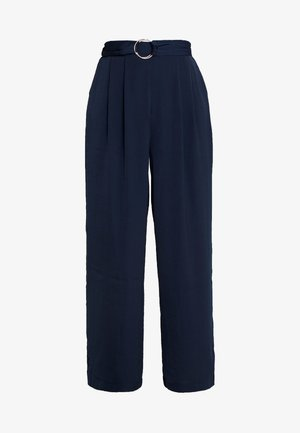 SADIE PANTS - Pantalones - captain navy