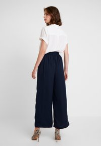 Love Copenhagen - SADIE PANTS - Bukser - captain navy - 3