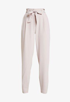 LILLAN PANTS - Bukser - cream white