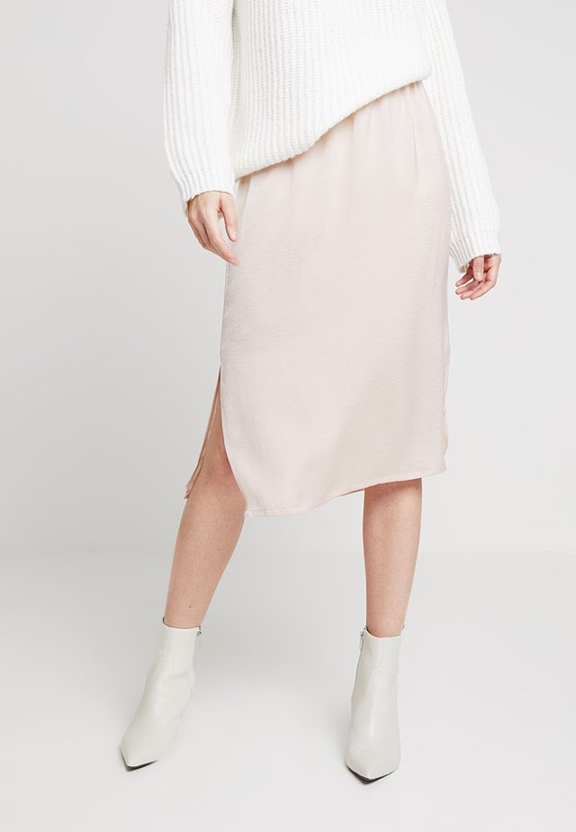 MARISA PARTY SKIRT - A-snit nederdel/ A-formede nederdele - rose dust