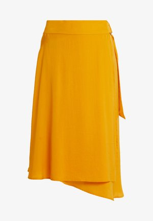 SADIE SKIRT - A-line skirt - golden glow