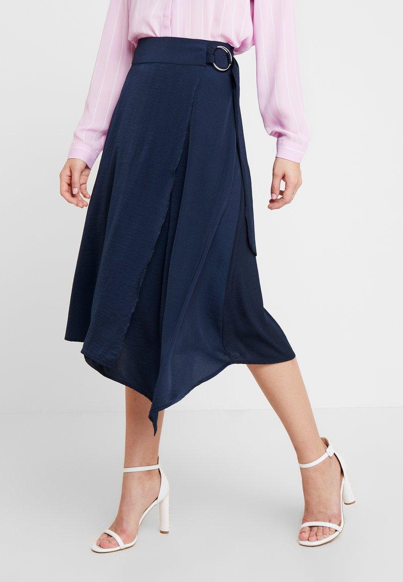Love Copenhagen - SADIE SKIRT - A-line skirt - captain navy