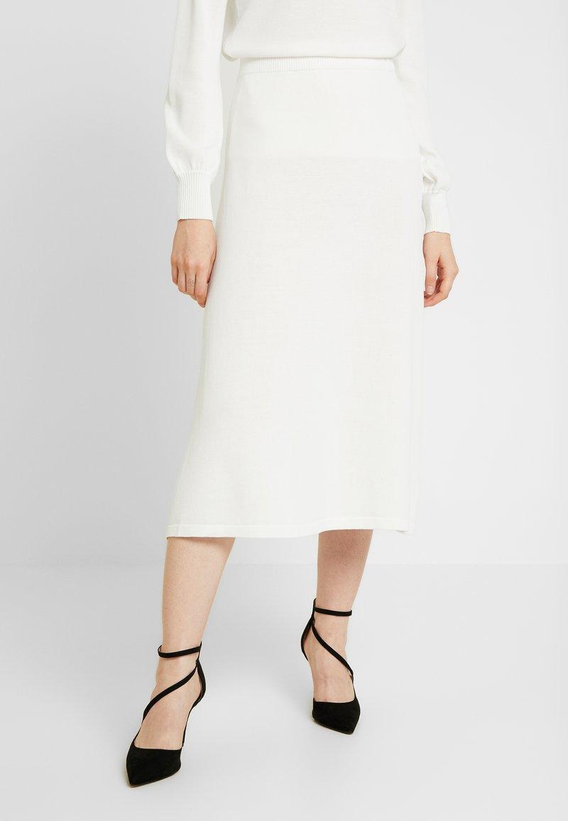 Love Copenhagen - MARY SKIRT - A-line skirt - chalk