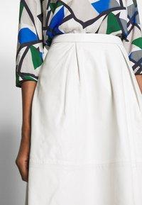 Love Copenhagen - ANNE SKIRT - A-line skirt - snow white - 4
