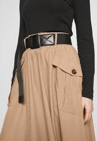 Love Copenhagen - SIVALC SKIRT - A-line skirt - burro - 4