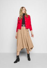 Love Copenhagen - SIVALC SKIRT - A-line skirt - burro - 1