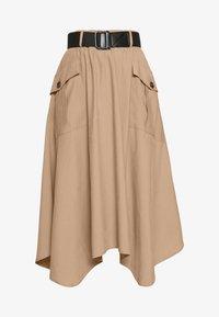 Love Copenhagen - SIVALC SKIRT - A-line skirt - burro - 3