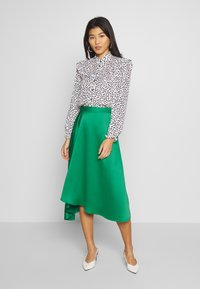 Love Copenhagen - ZOEYLC SKIRT - A-lijn rok - jolly green - 1