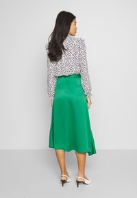 Love Copenhagen - ZOEYLC SKIRT - A-lijn rok - jolly green - 2