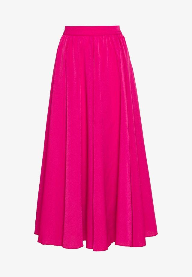 NAJA SKIRT - Maxikjol - blossom pink