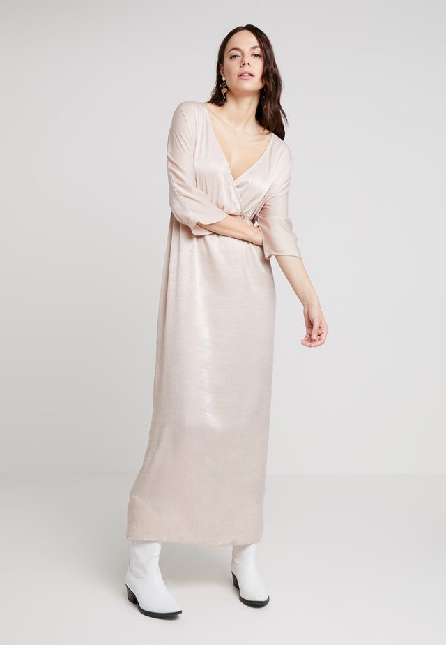VILIAN EVENING DRESS - Maxikjoler - rose dust