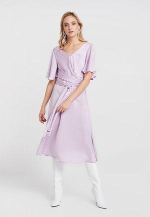 MARISA DRESS - Cocktailkjoler / festkjoler - lavender frost