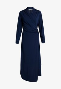 Love Copenhagen - VIVILC WRAP DRESS - Vestido ligero - captain navy - 5