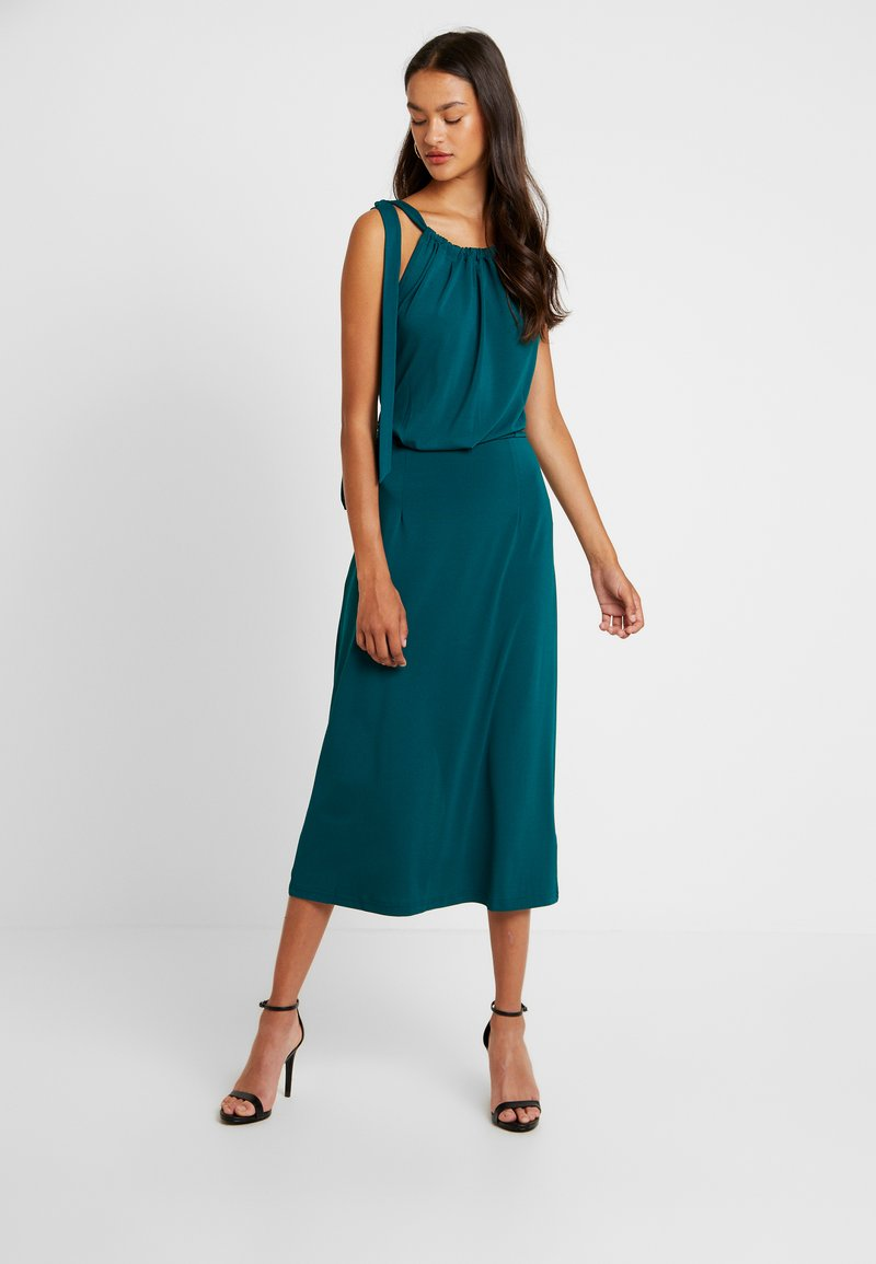 Love Copenhagen - VIVILC MIDI DRESS - Vestito di maglina - sea green