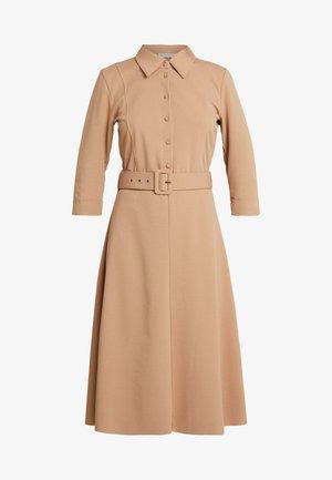 ANULC DRESS - Skjortekjole - camel