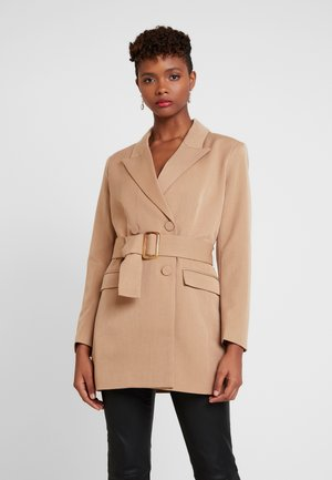 Manteau court - camel