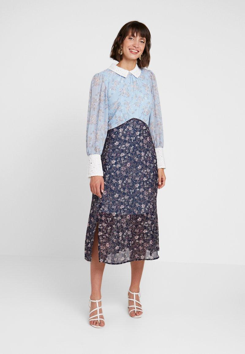 Love Copenhagen - JOLLYLC LONG DRESS - Skjortekjole - multicolor
