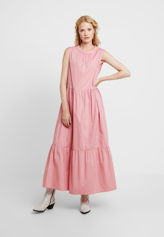 KRISTINEL DRESS - Maxikjoler - berry rose