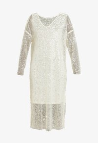 Love Copenhagen - MALY SEQUINS DRESS - Cocktail dress / Party dress - champagn metallic - 5