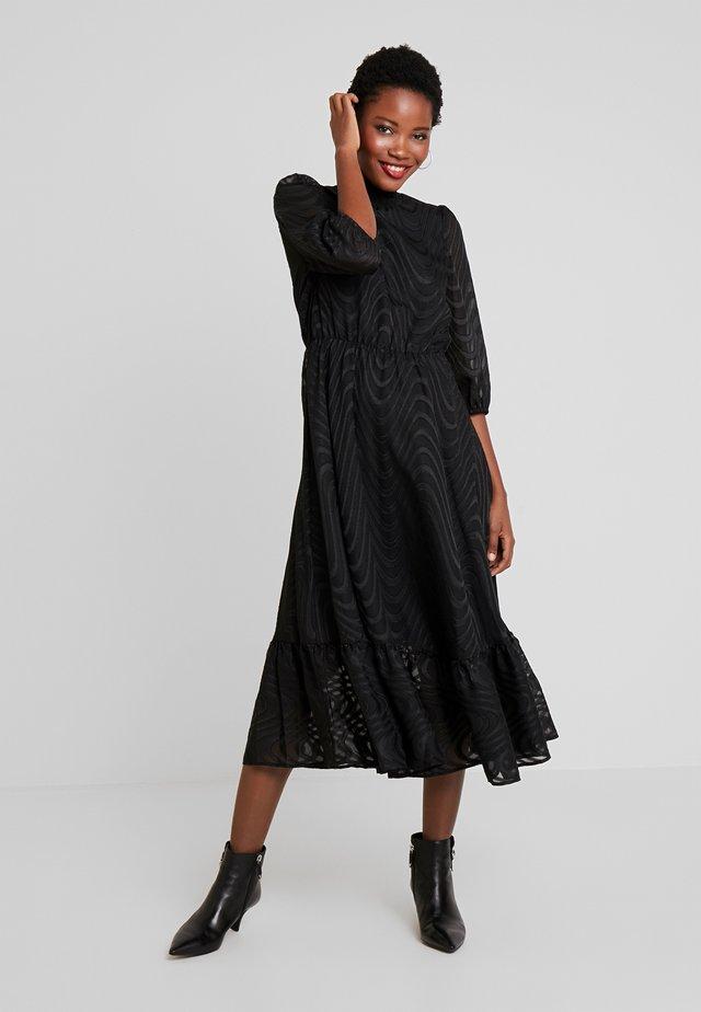 SUSAN DRESS - Hverdagskjoler - pitch black