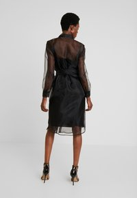 Love Copenhagen - DRESS - Skjortklänning - pitch black - 3