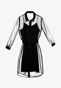 Love Copenhagen - DRESS - Košilové šaty - pitch black - 5