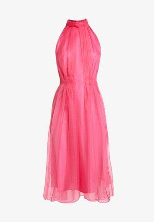 DRESS - Cocktailjurk - fandango pink