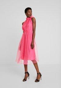 Love Copenhagen - DRESS - Sukienka koktajlowa - fandango pink - 2