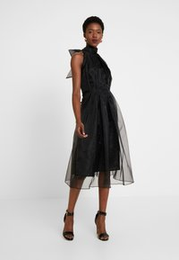 Love Copenhagen - DRESS - Cocktail dress / Party dress - pitch black - 3