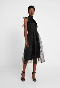 Love Copenhagen - DRESS - Cocktail dress / Party dress - pitch black - 0