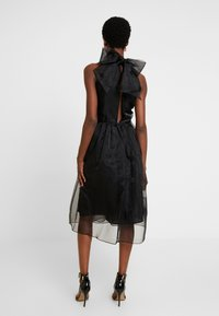 Love Copenhagen - DRESS - Sukienka koktajlowa - pitch black - 0