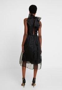 Love Copenhagen - DRESS - Koktejlové šaty/ šaty na párty - pitch black - 3