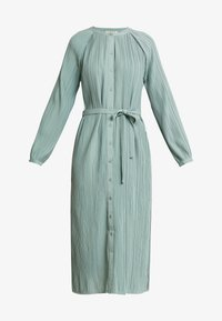 Love Copenhagen - INES PLEATED DRESS - Day dress - faded green - 4