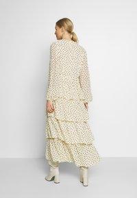 Love Copenhagen - CECILIA DRESS - Długa sukienka - white swan - 2