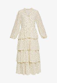Love Copenhagen - CECILIA DRESS - Długa sukienka - white swan - 3
