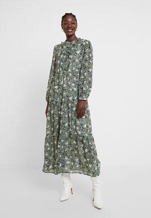 MALINA DRESS - Maxikjole - green